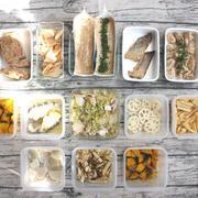 簡単おかずばかり13品。1週間のつくりおきおかず時短レシピと常備菜レポート