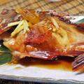 あらかぶの煮つけ 我が家の煮魚の基本のキ