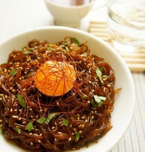 すき焼き風 糸コンニャクの甘辛丼