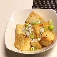 【レシピ】ミツカンかんたん酢で!お酢だけでバシッと味決まる「揚げ出し豆腐」(モニター企画)