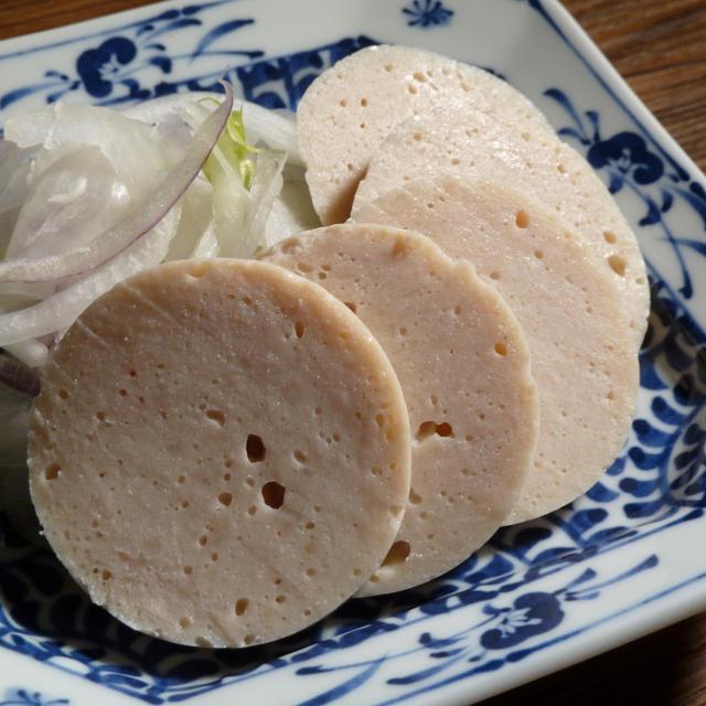 チャー・ルア・ガー➖お鍋にポンでベトナムチキンソーセージ。