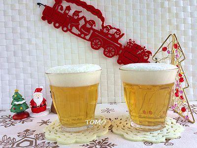 クリスマスに♪子どもも喜ぶ!ビールゼリー