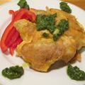 【旨魚料理】シロムツのピカタ、しそベージェソース