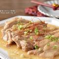 レンジで簡単♪鶏もも肉の味噌チャーシューレシピ