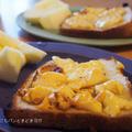 トーストアレンジ◇プリントーストの作り方!