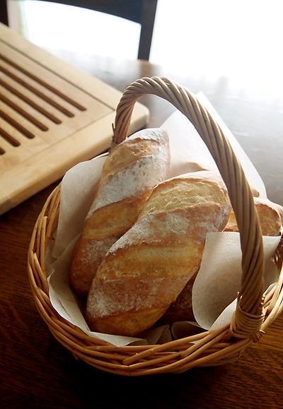 フランスパンに向けて・・&コストコでゲットにゃ♪