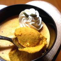 かぼちゃの豆乳ぷりん♪【スパイス大使】