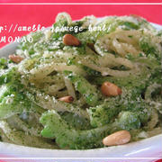 ゴーヤたっぷり♡豆腐クリームパスタ カロリーオフが簡単に♪豆腐クリームを使ったパスタレシピ
