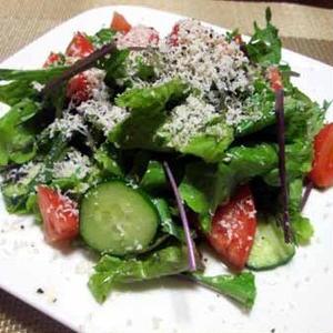 栄養バランスもばっちり♪BBQには「グリーンサラダ」を持っていこう!