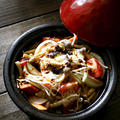 タジン鍋で作る!カレー味の蒸し焼き野菜