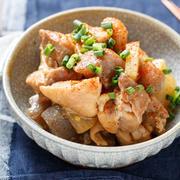 味噌に感謝。甘辛こってり「鶏大根のどて焼き風煮込み」が15分でしみしみになるレシピ