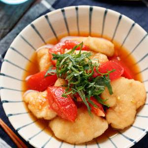 副菜もメインもOK!「トマト×鶏むね肉」のバリエーションレシピ