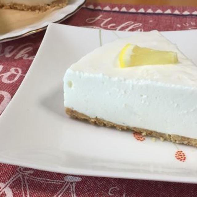 手軽で超おすすめ!カルピスババロアケーキの作り方