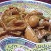 豚ナス丼♪ノンオイル中華