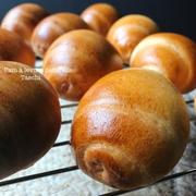 レーズン酵母 バターロール