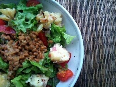 ★我が家の野菜サラダ★