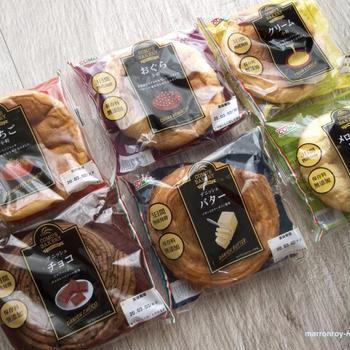 """コストコに便利なパンが登場!""""COMO'S BAKERY コモズベストセレクション6種"""""""