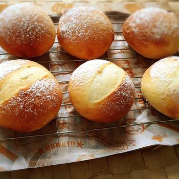 朝から焼きたて低温発酵パン