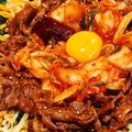 フライパンで本格ビビンバ☆手作りナムルの簡単人気夜ご飯レシピ