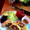 豚ロース&フルーツのパイ包み ~ Pork Roulade in puff pastry by mayumiたんさん