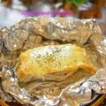 サワラのホイル焼き☆生姜味噌チーズ♪