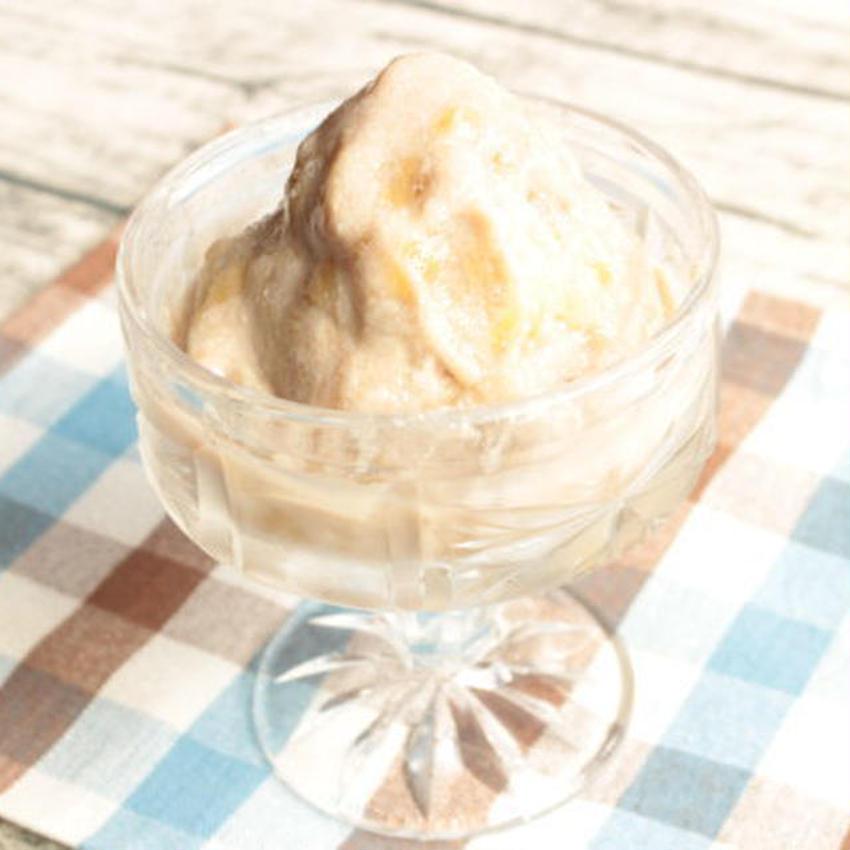 少ない材料で簡単!「バナナのもみもみアイス」で夏のおやつタイムを楽しもう