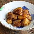 【レシピ】新じゃがいもと豚肉の甘辛煮