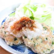 しそ入り♪豆腐ハンバーグ☆和風おろし by kaana57さん