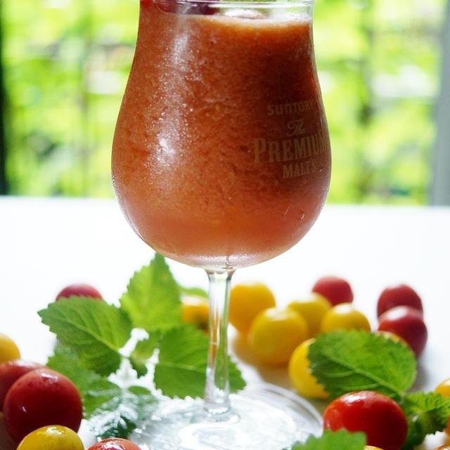 自家製保存食【トマト・トマト・トマトと 保存食作りに明け暮れた夏】冷凍庫満タ~ンです♪