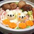 ハウス食品公式スパイスページFacebook掲載【挽肉、ベーコンと白菜の重ね鍋大根おろし 】