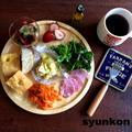 【簡単!野菜のおつまみ】にんじんのデリサラダ、ナスとトマトのオイルぽん酢でワンプレート