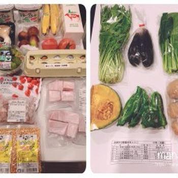 【九州産直クラブ】旬のシャインマスカットやフルーツに、産直おまかせ野菜セットで今週の食材