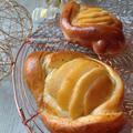 香りふんわりアップルチーズ紅茶パンと肉タワー鍋