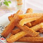 メロンパン風味の揚げパン