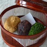 ♪簡単なのにおいしい!定番和菓子★おはぎの作り方★♪