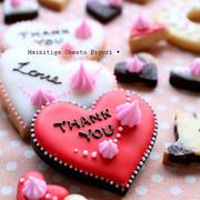 バレンタイン♡アイシングクッキーの作り方