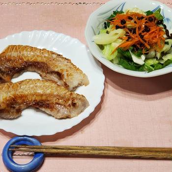 サムギョプサルで、肉肉しい晩御飯