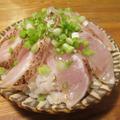 【旨魚料理】炙りアカムツの手ごね寿司