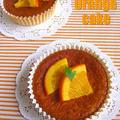 ホットケーキミックスde簡単オレンジケーキ♪ by みぃさん