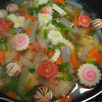【ヤマキだし部】今年はあごだしたっぷりで!わが家のお雑煮