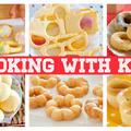 子供と作る料理 レシピ 12選    英語料理 レシピ動画   OCHIKERON by オチケロンさん