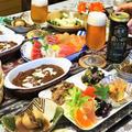 ■おもてなし晩酌メニュー全貌編(3)【メイン料理は牛すね肉のシチュー/刺身/煮卵】