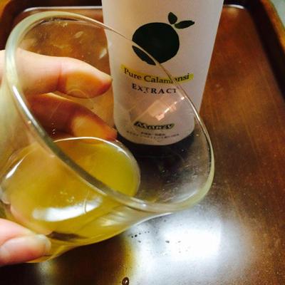 カラマンシードリンクは日本で販売してる? 口コミ良好!「マンジーカラマンシー ストレート果汁100%」を久々に取り寄せてみようか迷っています
