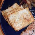 塩麹漬け豆腐のソテー