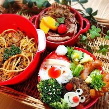 クリスマス弁当月間☆始めました! ~可愛い♡お弁当~