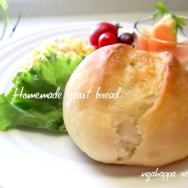 ≪初★自家製酵母でパン作り~≫