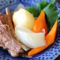 スペアリブ黒酢煮|電気圧力鍋の人気レシピ4選