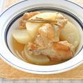 レモングラスでさわやかアジアン風味〜うまみじんわり手羽元と大根の煮物。