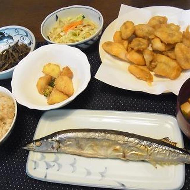 紫蘇の佃煮&ボーナス3割カットなのに・・・(-_-;)