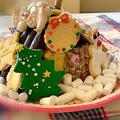 幼児教育学級講座で「お菓子の家」作りをレッスンしてきました!!